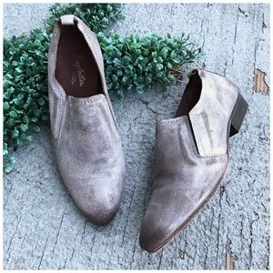 50% OFF • Seychelles Leather Slip On Loafers